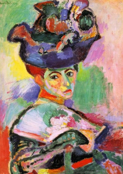 Matisse Woman With A Hat