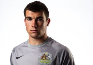 Australia Mathew Ryan