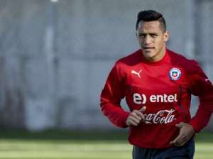 Chile Alexis Sanchez
