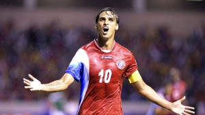 Costa Rica Bryan Ruiz