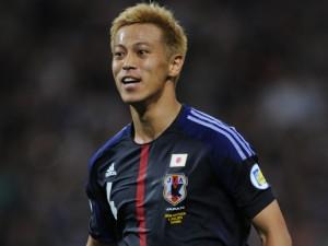 Japan Keisuke Honda