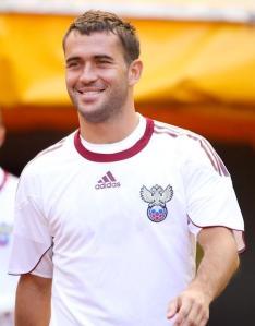 Russia Aleksandr Kerzhakov