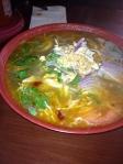 Satay Chicken Pho at Great Saigon