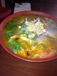 Satay Chicken Pho at Great Saigon