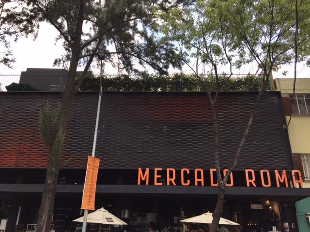 Mercado Roma