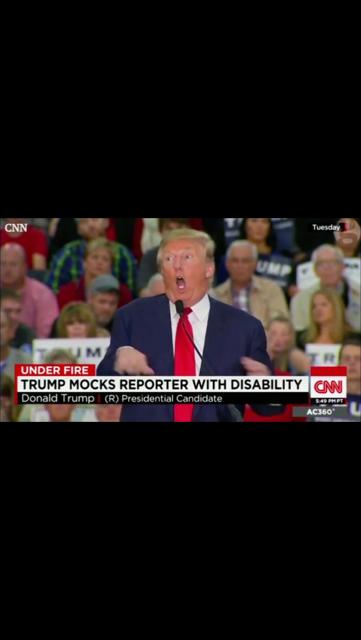 Awful Trump